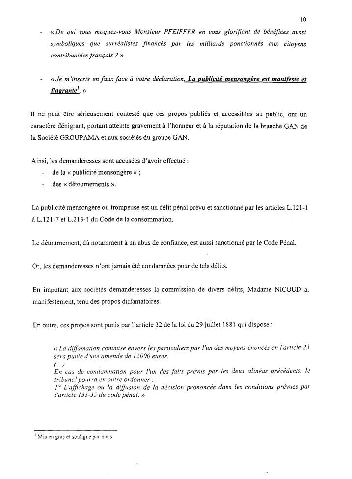 97df3a7009 De la Corruption au Crime d\'Etat | NICOUD Eliane et SCP HUISSIERS ...